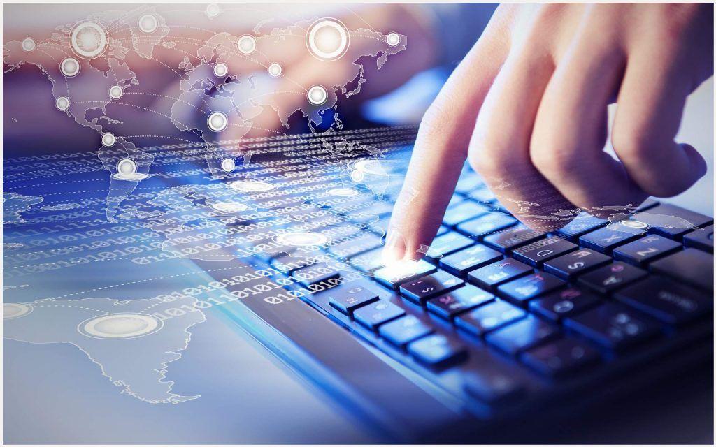 Keyboard Typing Finger Technology Wallpaper keyboard typing 1024x640