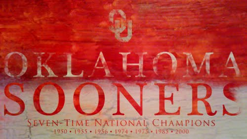 Stumbling About for Truth Oklahoma Sooners Wallpapers 500x281