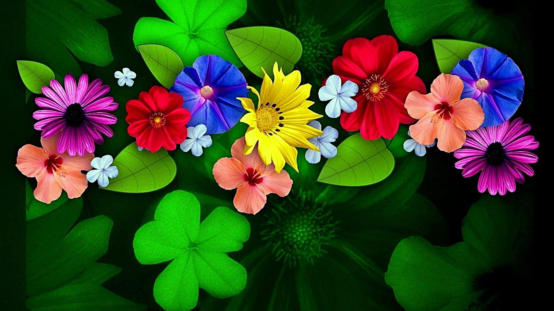 21+ Flower Wallpaper Hd Images Images