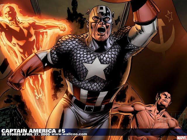 marvel comics captain america wallpapers captain america comic 5 640x480