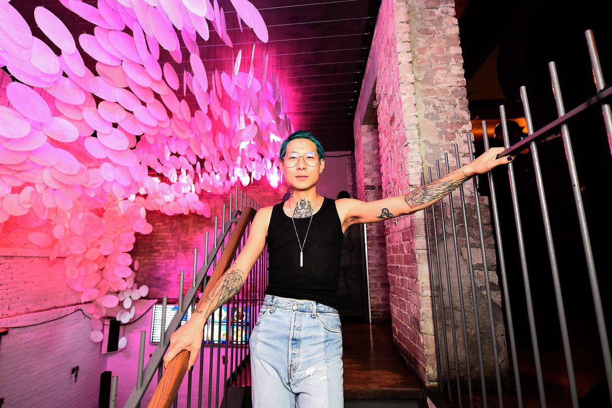 NYC Mission Chinese Chef Danny Bowien Starred in NYFW Sandy Liang 1200x800