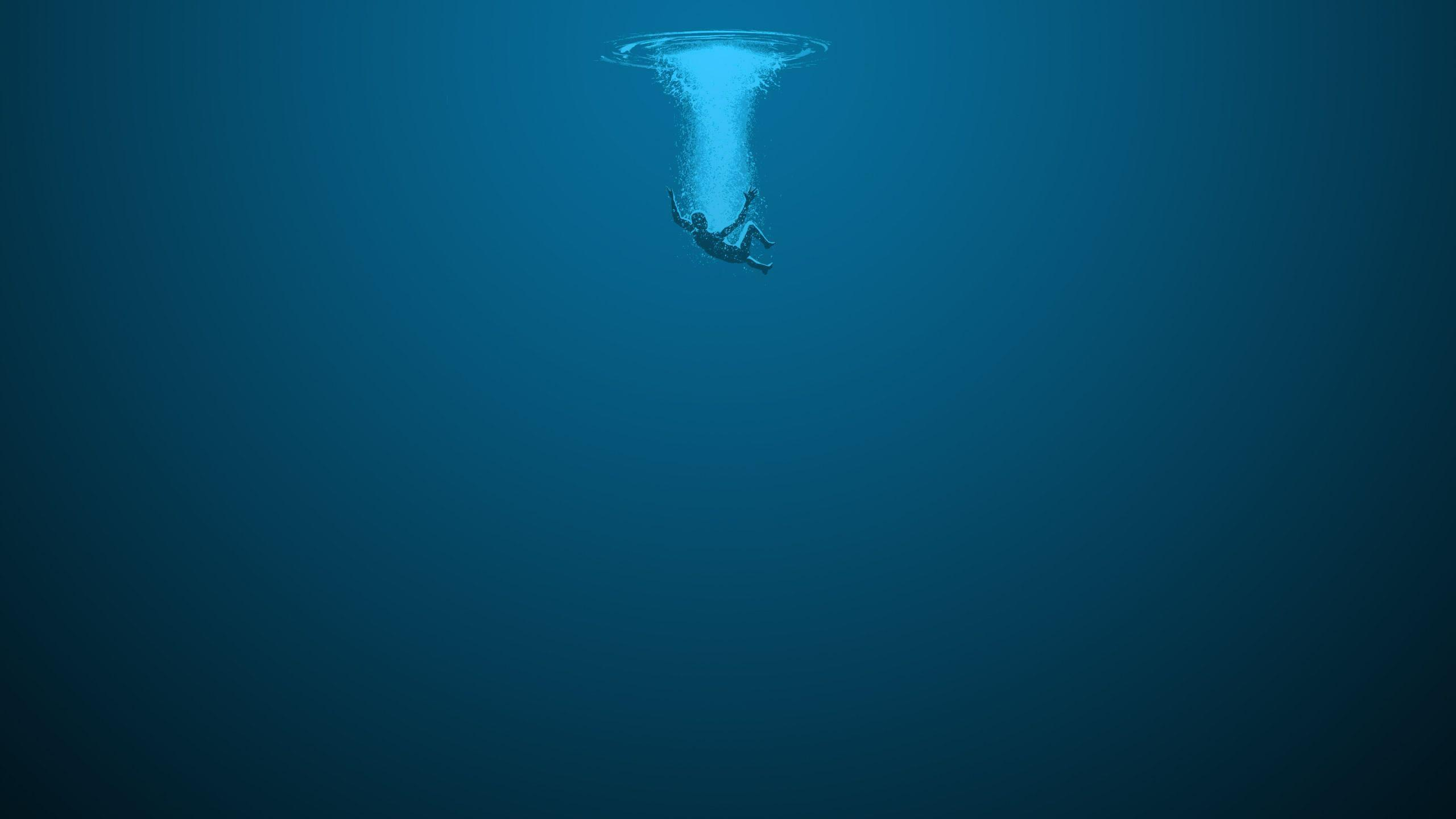 Deep Sea Wallpapers 2560x1440