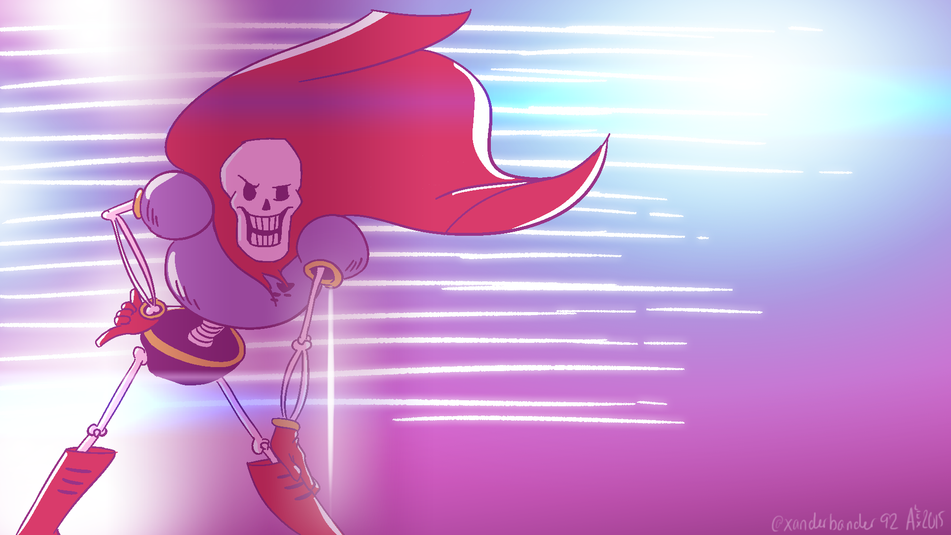 Undertale Papyrus Wallpaper No 280562   wallhavencc 1920x1080