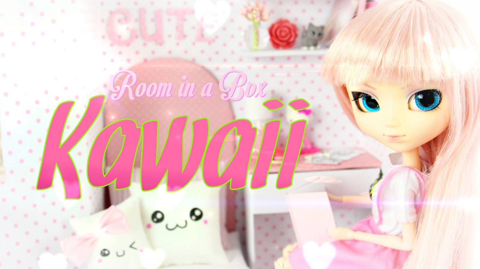 My Froggy Stuff DollHouse Wallpaper Printables 1600x898
