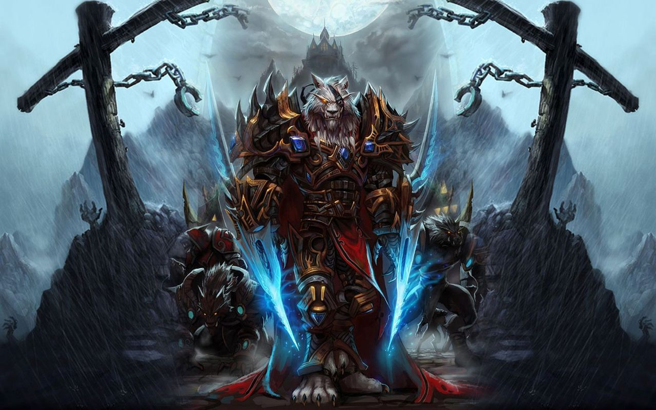 Warcraft 3 Wallpaper Wallpapersafari
