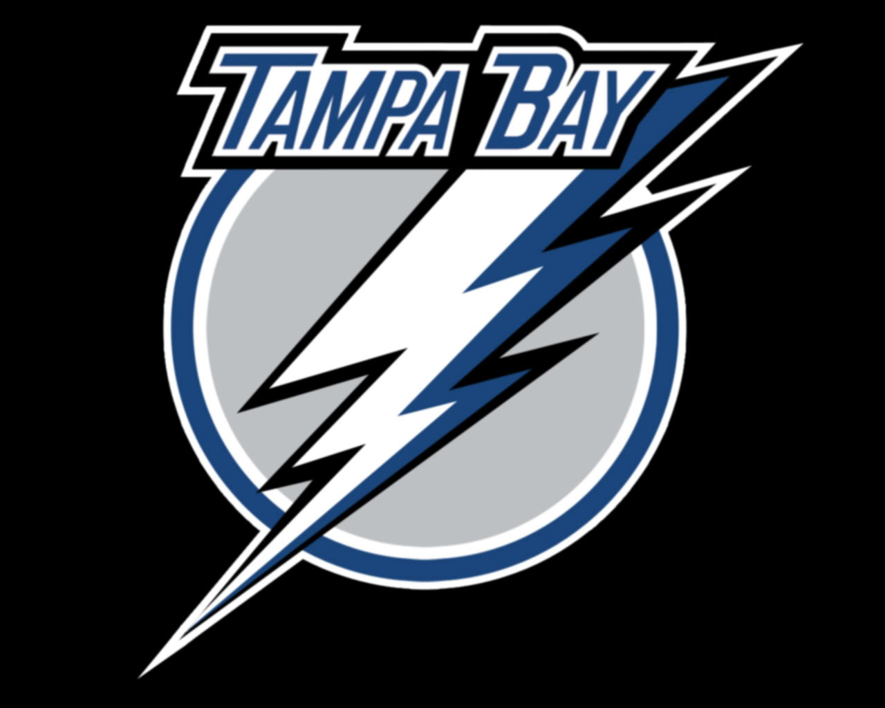tampa bay lightning logo graphics and comments 1280x1024