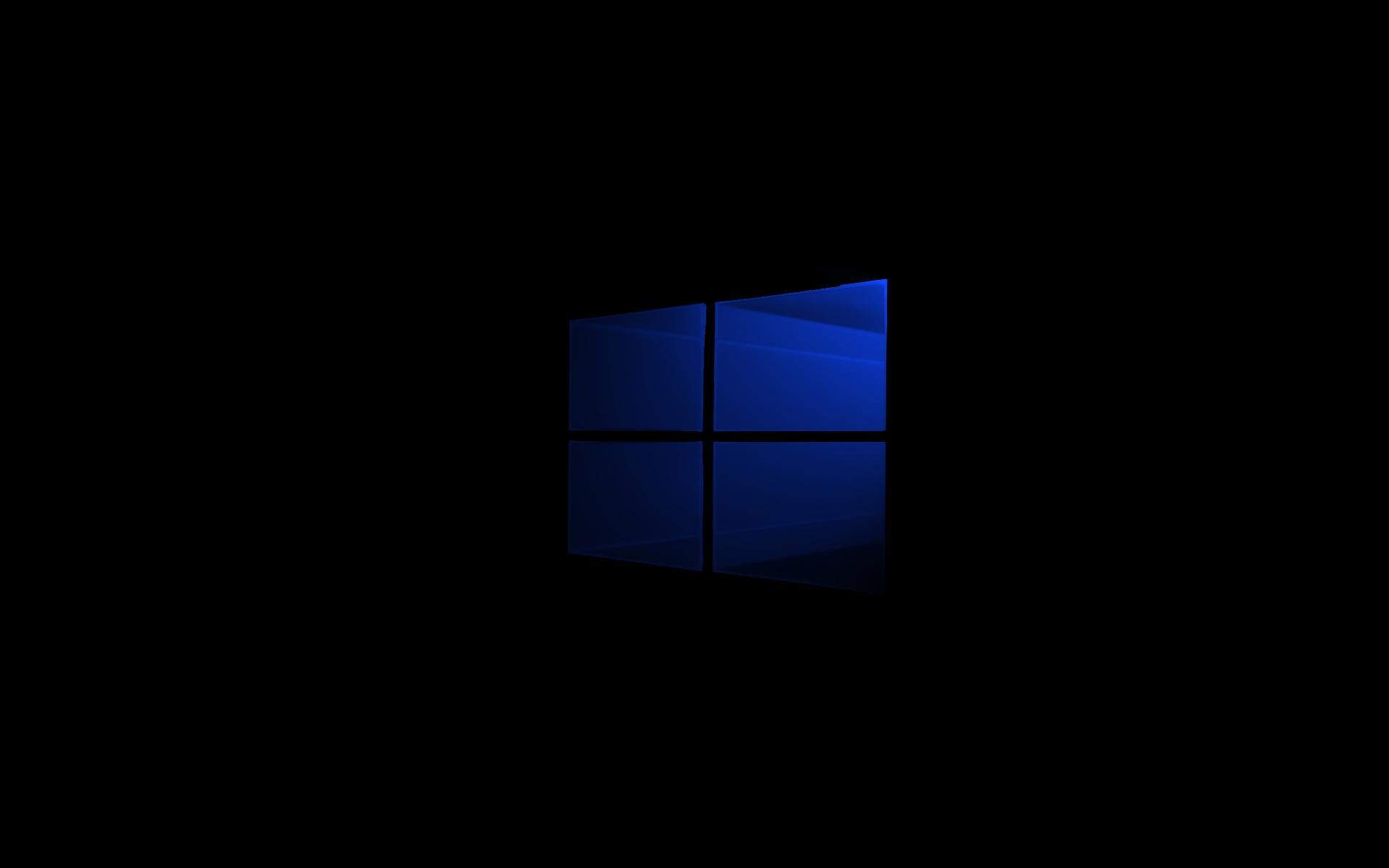 Minimal Windows 10 wallpaper by arcadiogarcia 1920x1200