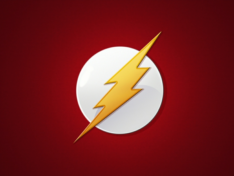Flash dc comics the flash logos flash comic hero 1024x768 wallpaper 800x600