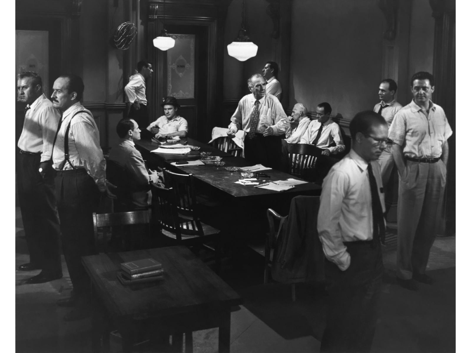 12 Angry Men Wallpaper and Background Image 1600x1200 ID 1600x1200