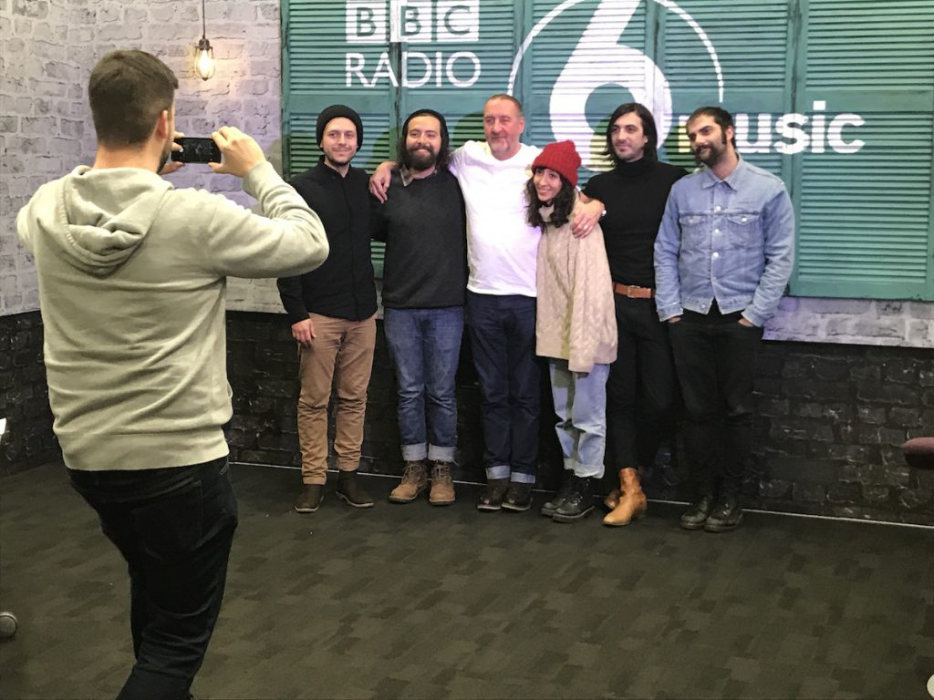 Listen again to Lorelle Meets The Obsoletes BBC Radio 6 Music 1024x768