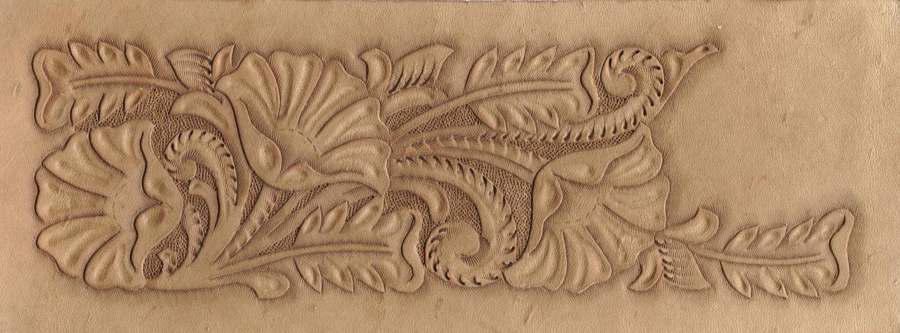 Tooled Leather Background Step 6 background to fill in 1851x686