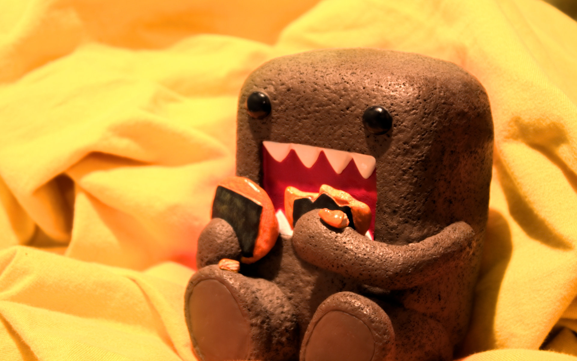 Pics Photos   Domo Cartoons Hd Wallpaper Domo Domo 1920x1200