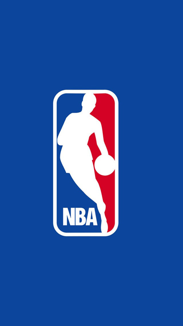 NBA LOGO iPhone 5 wallpapers Top iPhone 5 Wallpaperscom 640x1136