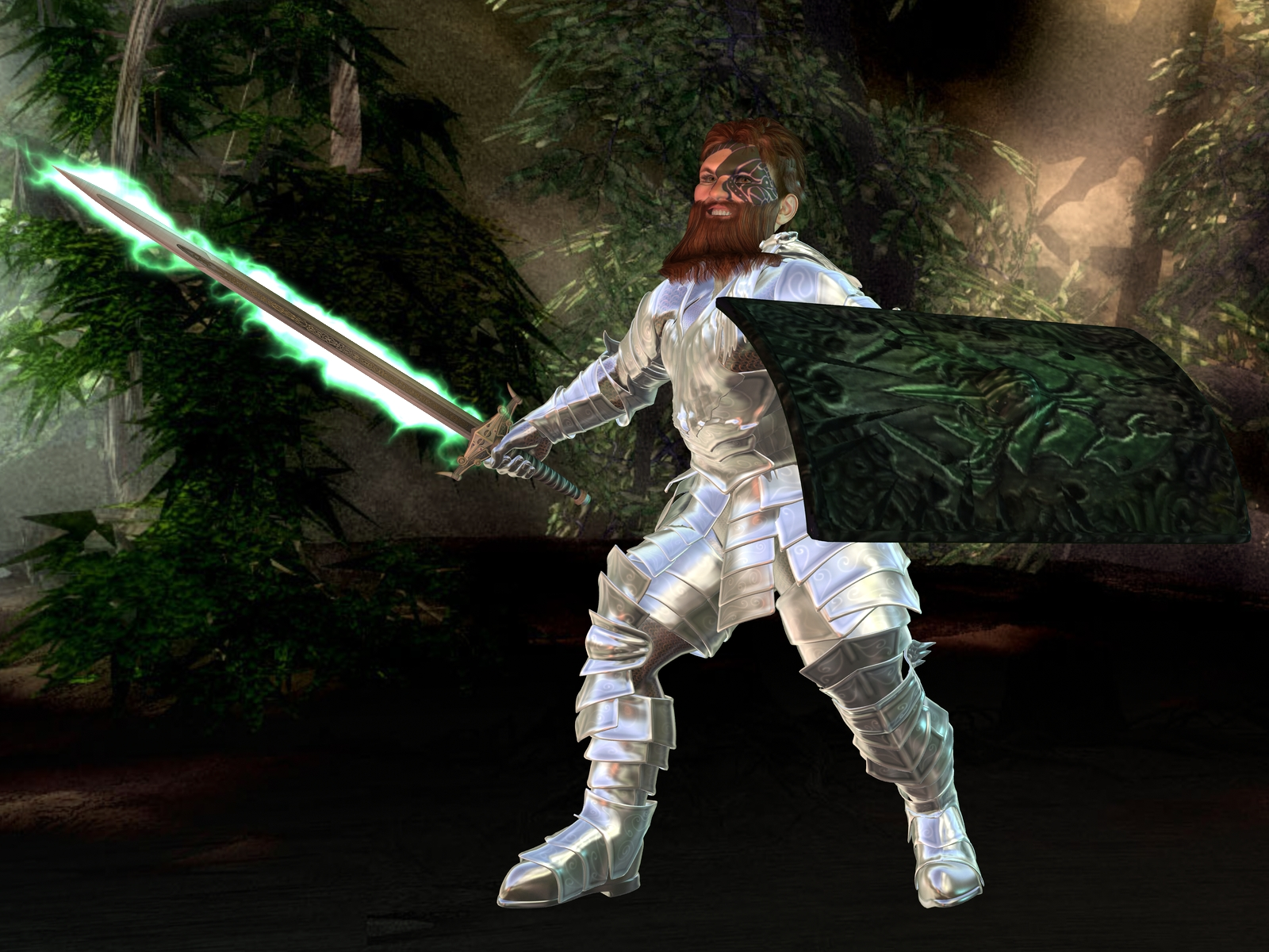 Screenshot to 3D EverQuest 2 Forums 1600x1200