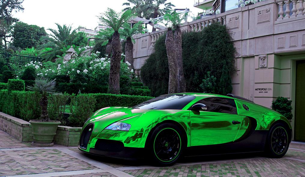 46 Green Bugatti Veyron Wallpaper On Wallpapersafari