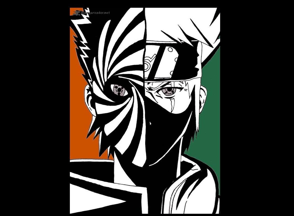 Obito vs Kakashi Wallpaper - WallpaperSafari