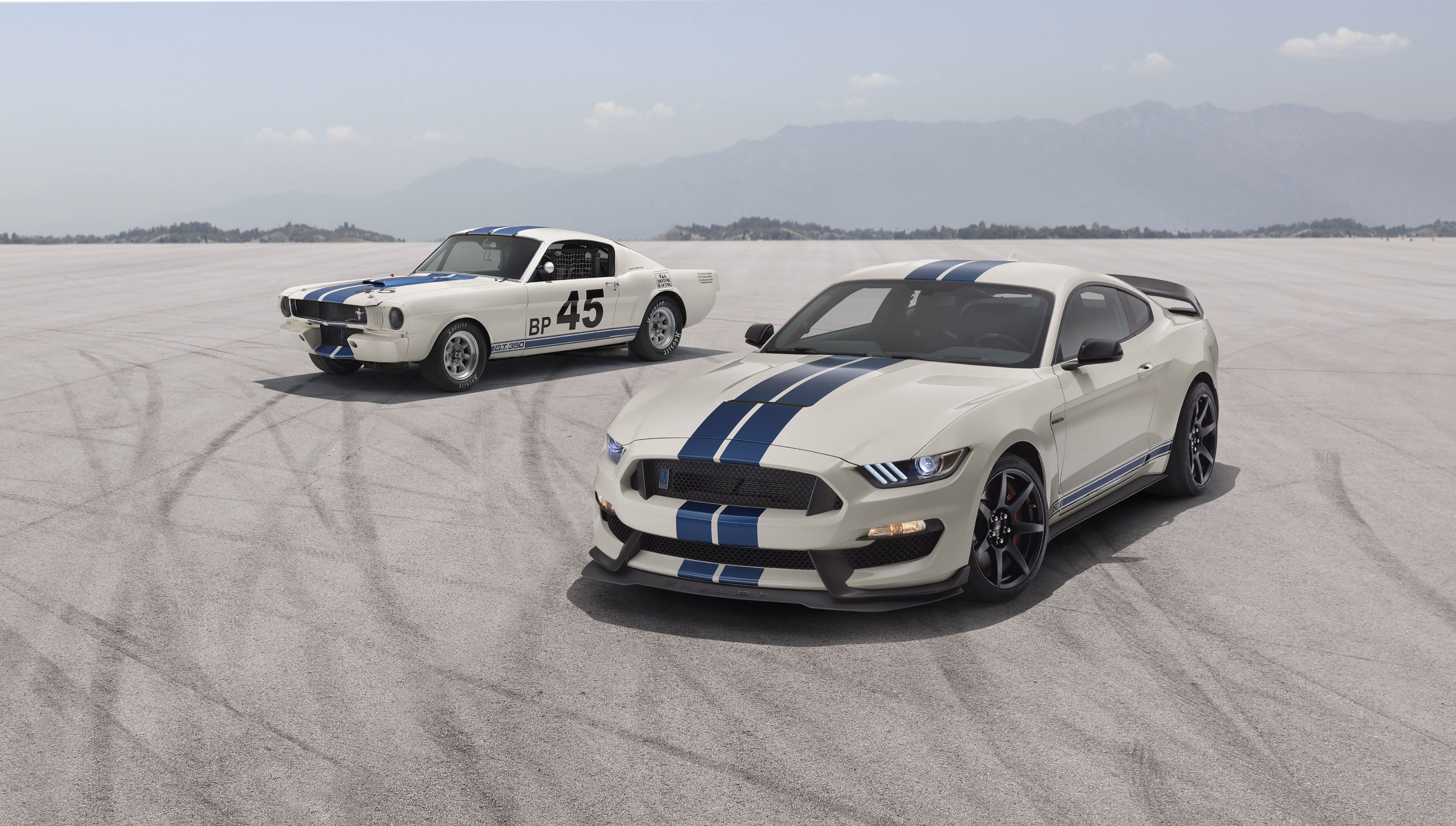 Ford Mustang Shelby GT350 Heritage Edition Channels 65 Classic 5400x3064