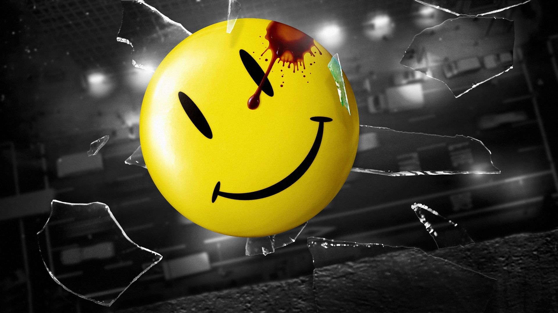 Smiley Face Wallpaper & Screensavers