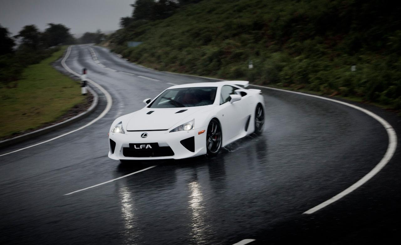 wallpapers lexus lfa - photo #34