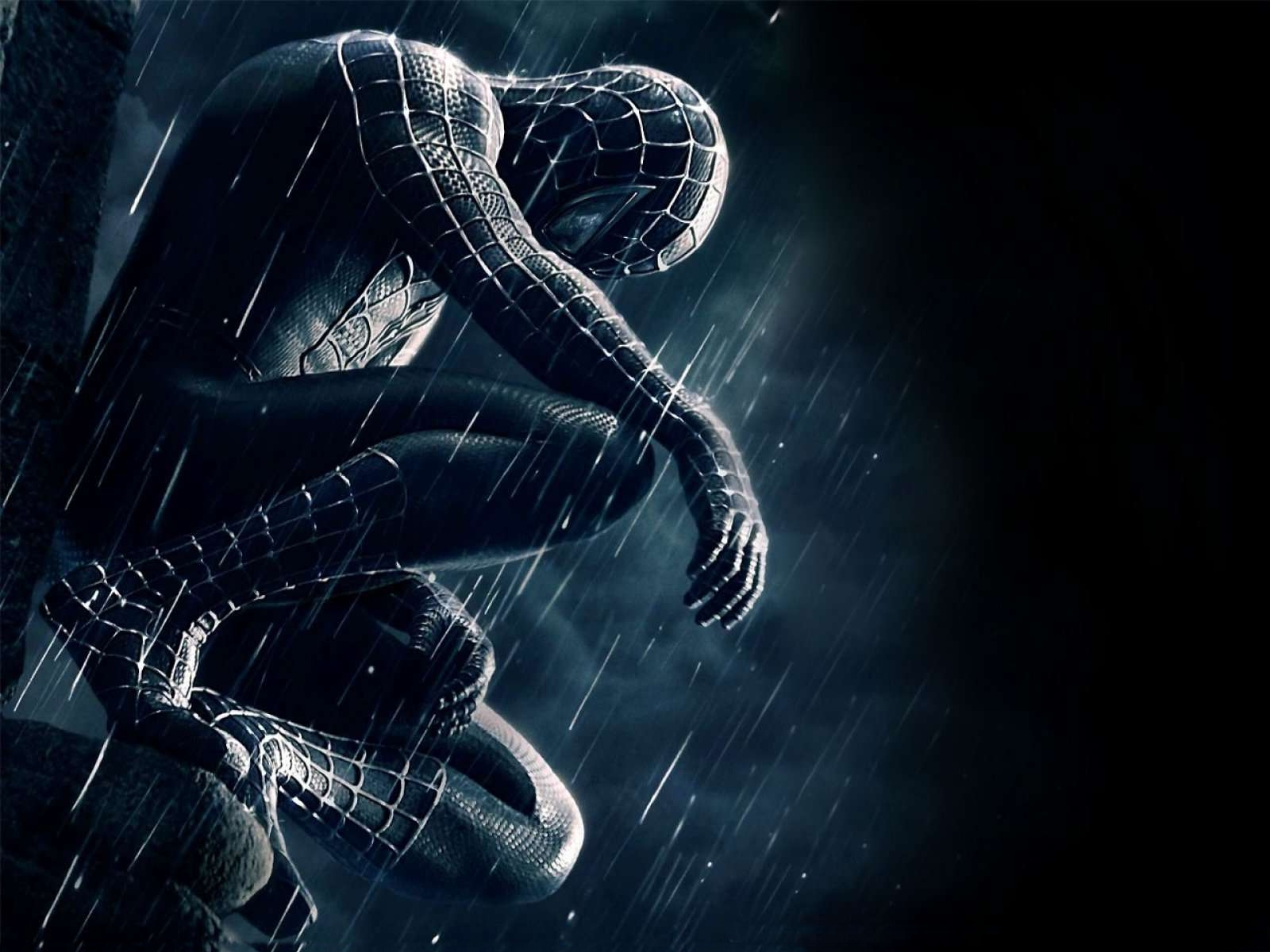 71+ Black Spiderman Wallpaper on WallpaperSafari