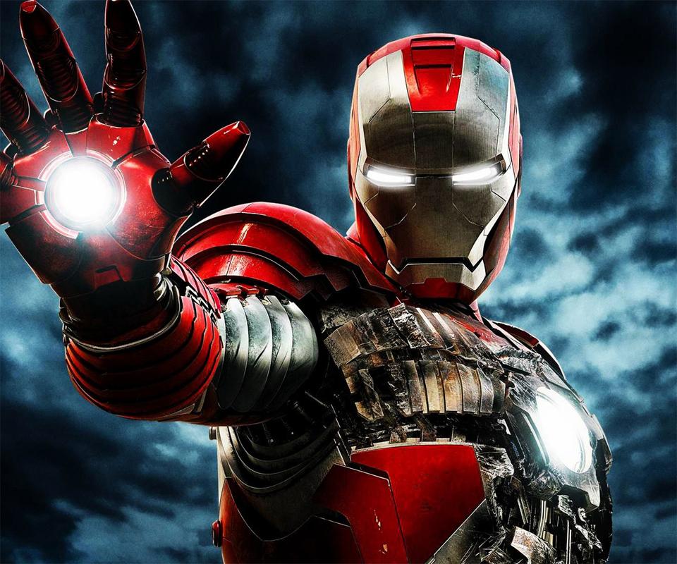Iron Man Wallpaper for Phone  WallpaperSafari