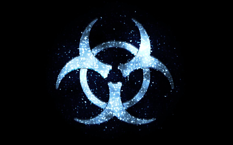 Silver Biohazard by Narvoxx 1440x900