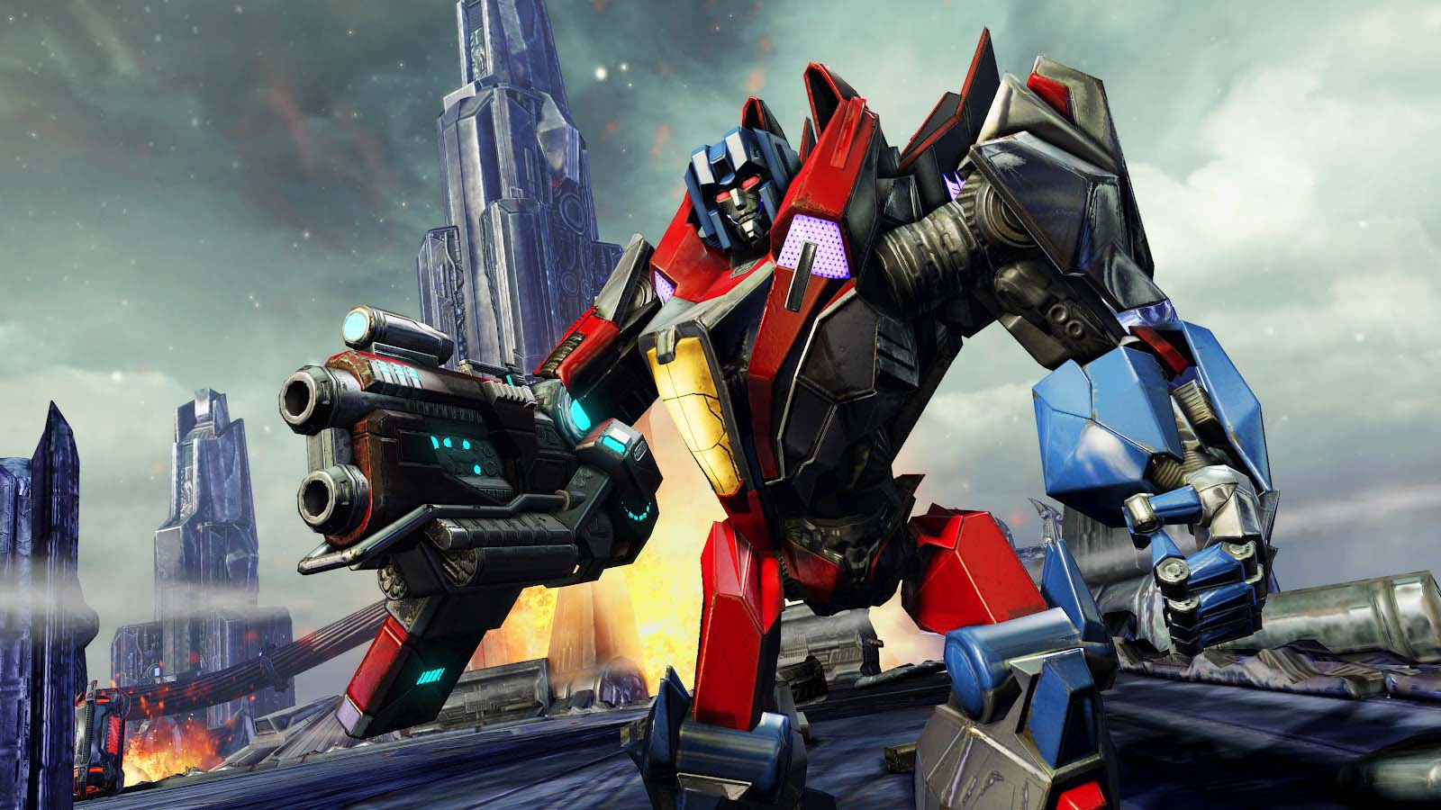 Transformers fall of cybertron Awesome wallpaper in HD 1600x900