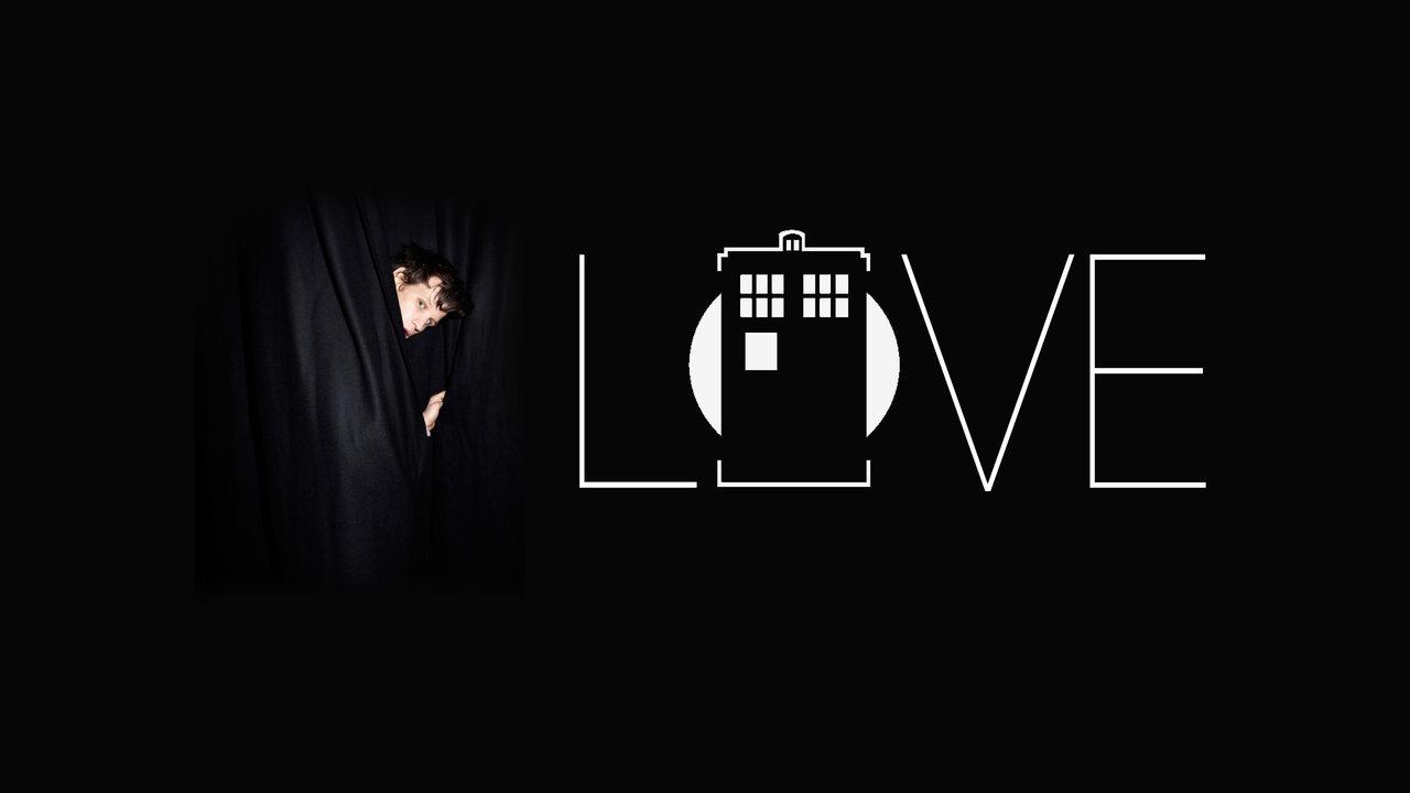 Matt Smith Love Wallpaper by firstdragonrider 1280x720