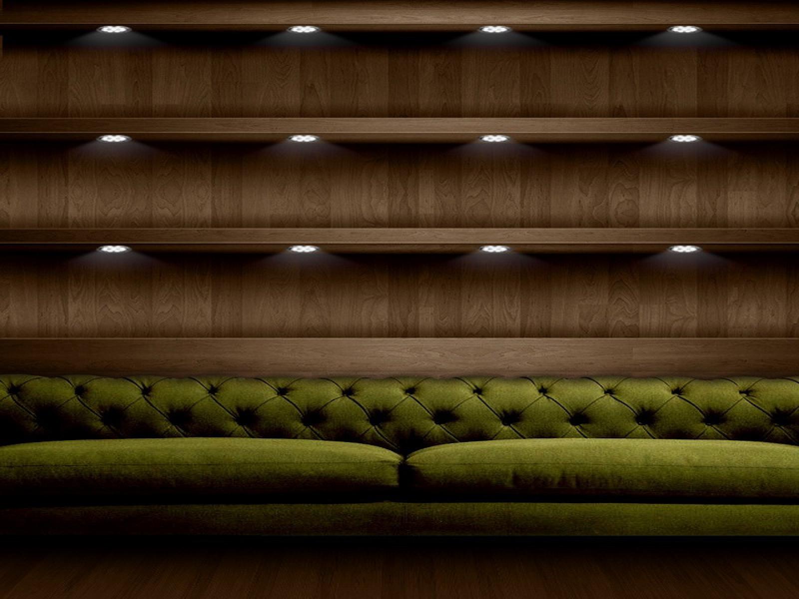 desktop shelves ideas - photo #32