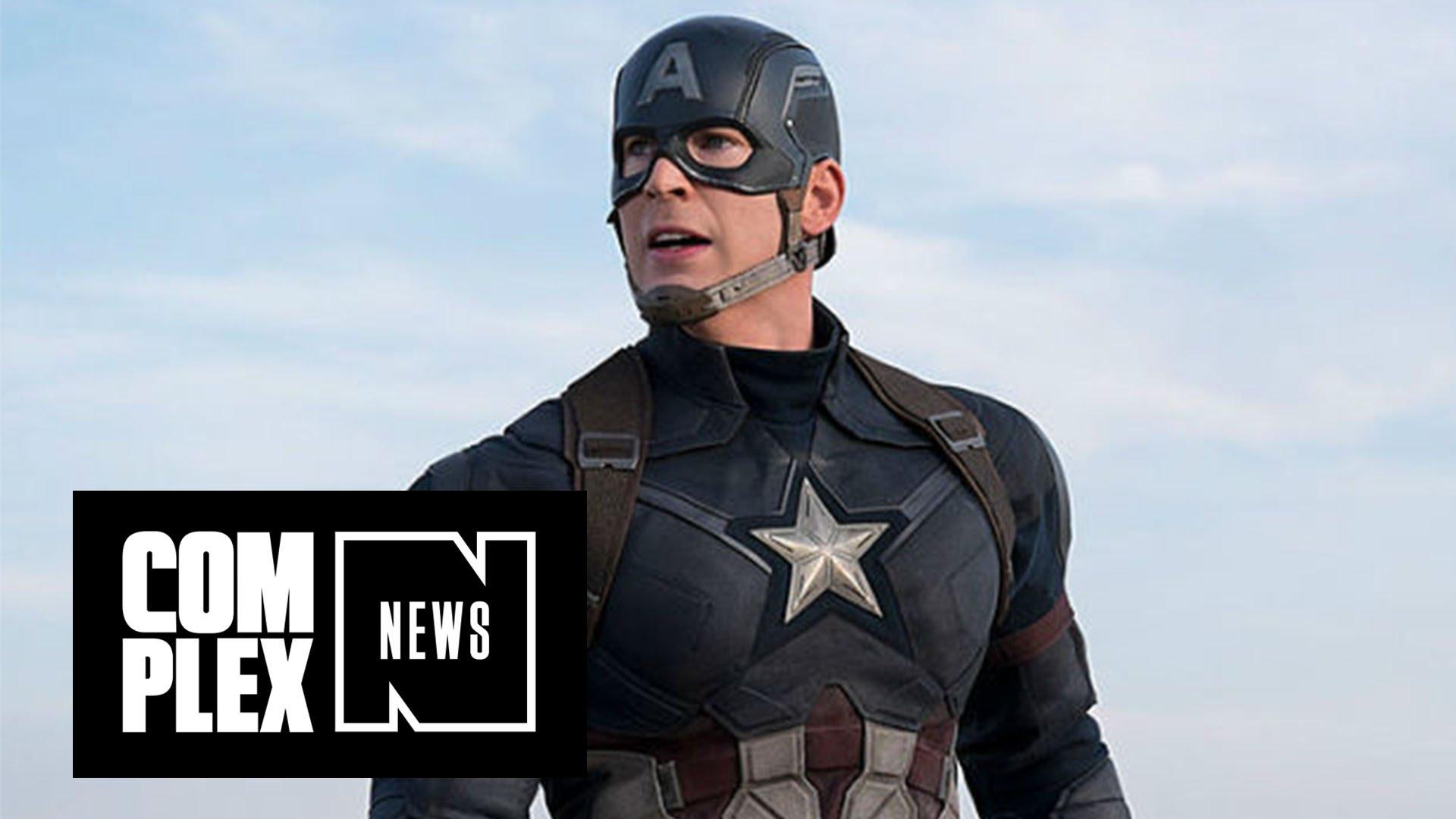 Steve Rogers Wont Be Captain America In Avengers 1920x1080