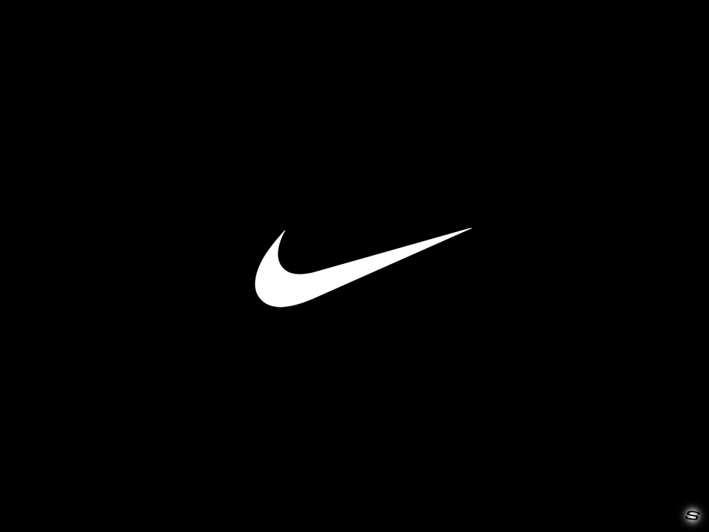 nike logo black wallpaper normal utah jazz logo wallpaper apple logo 1024x768