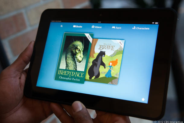 Thread Amazon Kindle Fire HD 89 review The best Kindle Fire yet 610x407