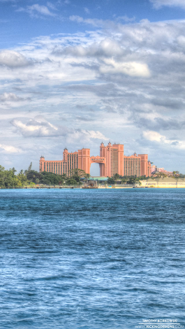 atlantis bahamas wallpaper wallpapersafari