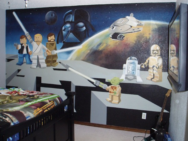 Awsome Backgrounds Wallpapers Lego Star Wars Wallpaper Bedroom 600x450