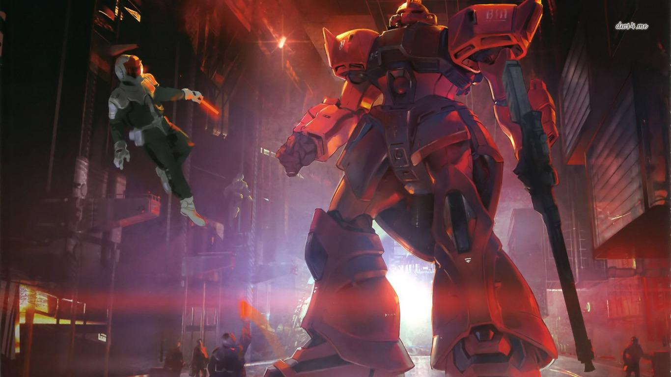 MS 14Jg Gelgoog Jager   Gundam wallpaper   Anime wallpapers   22815 1366x768