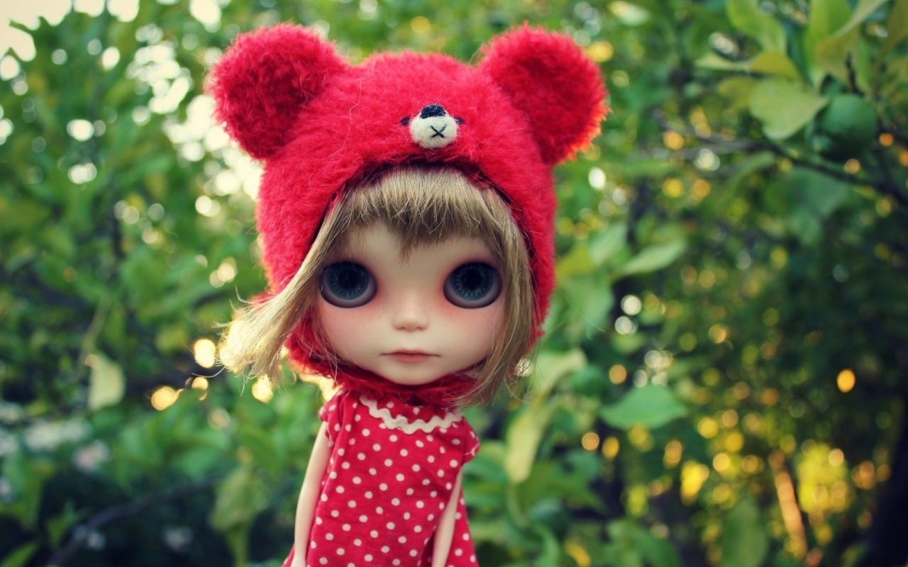 Very Cute Doll   1280x800   283959 1280x800