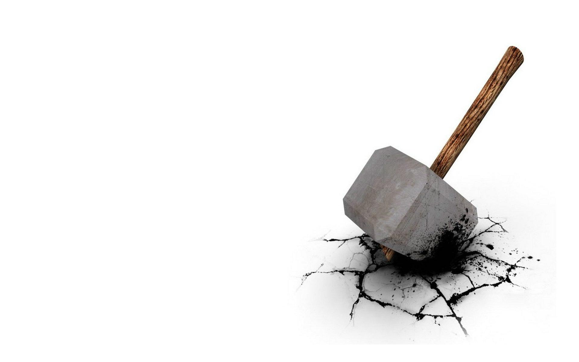 thor s hammer wallpaper wallpapersafari