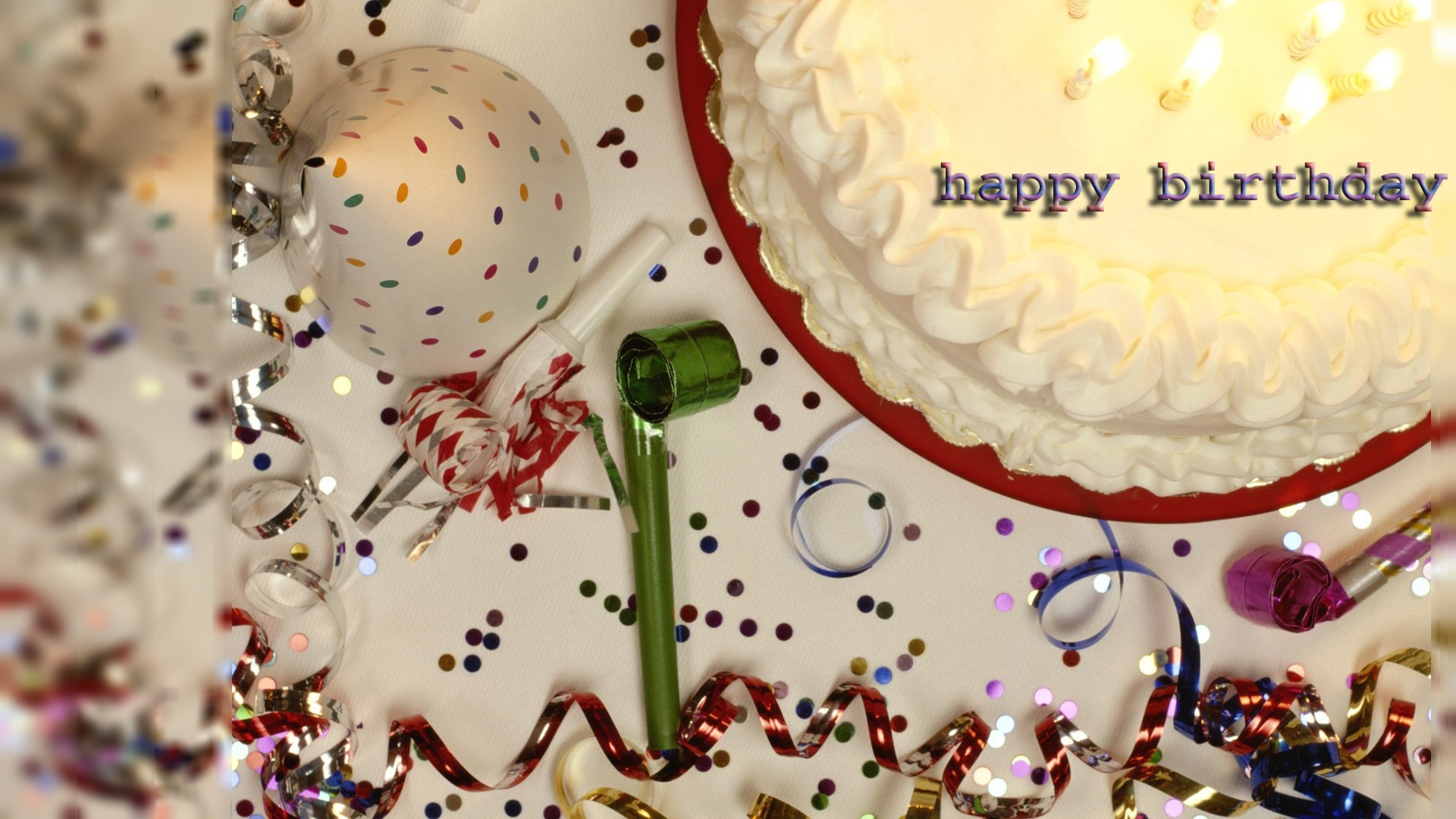 Wallpaper Happy Birthday Cake Wallpapersafari