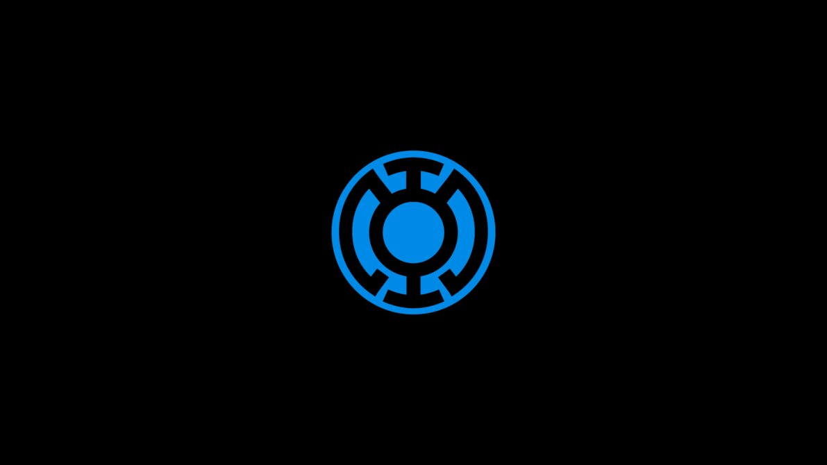 Blue Lantern by ORANGEMAN80 1191x670