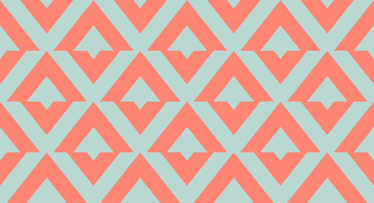 Mint And Coral Colored Wallpaper Rrrrmintcoralchevron brick 1200x652