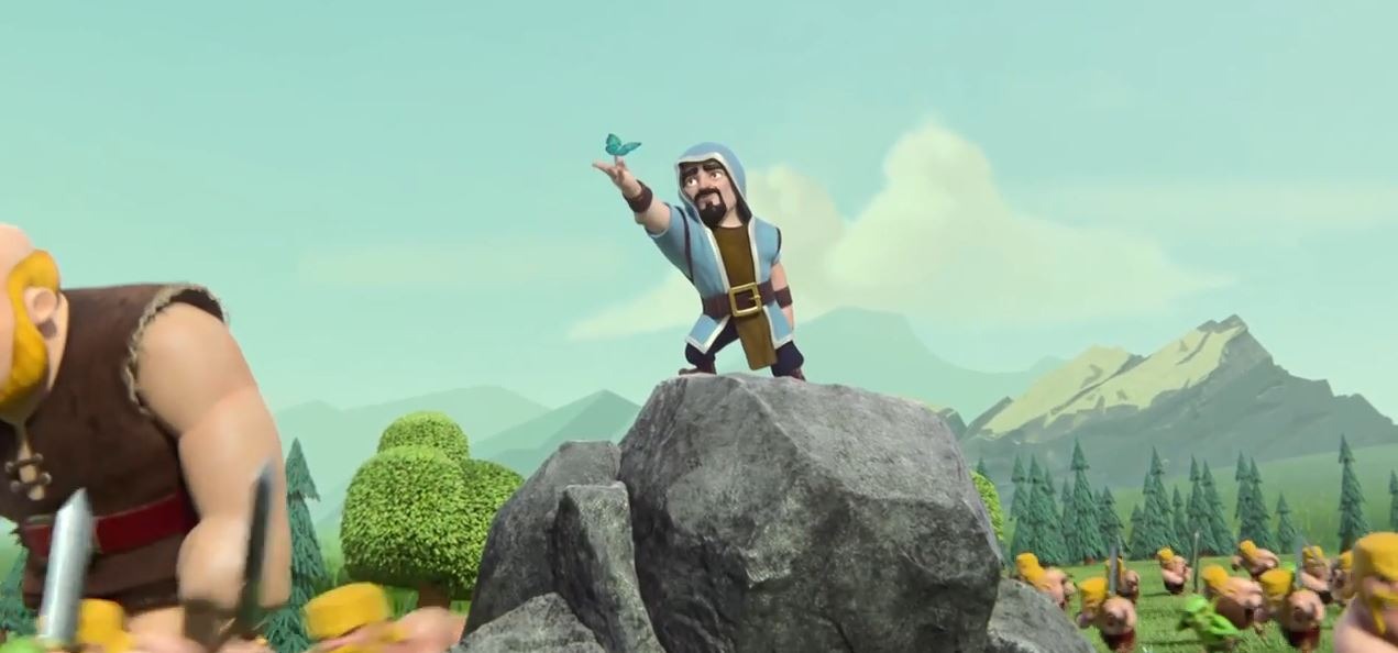 Get hyped for Clash of Clans with this new TV commercial 1271x594