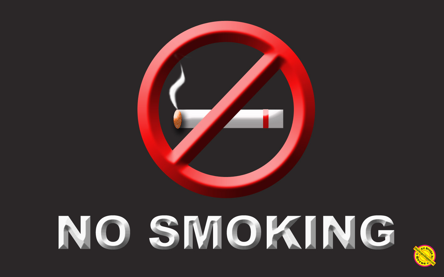No Smoking Wallpaper Wallpapersafari