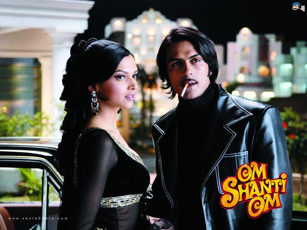 Download Om Shanti Om HD Movie Wallpaper 12 1024x768