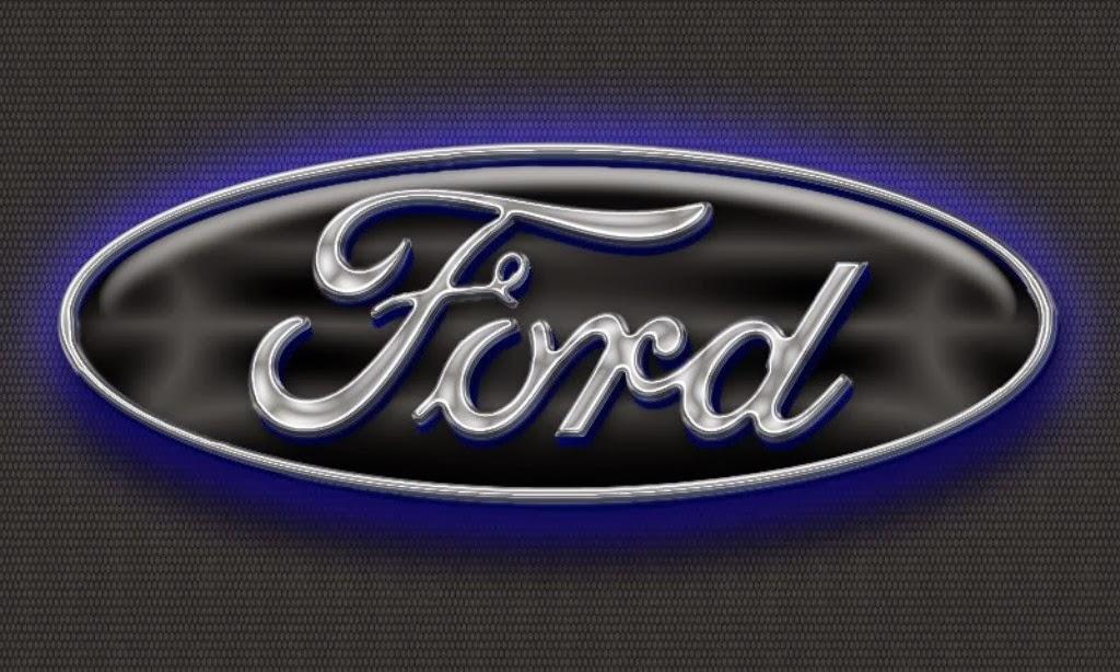 Ford Logo Wallpaper 1024x614