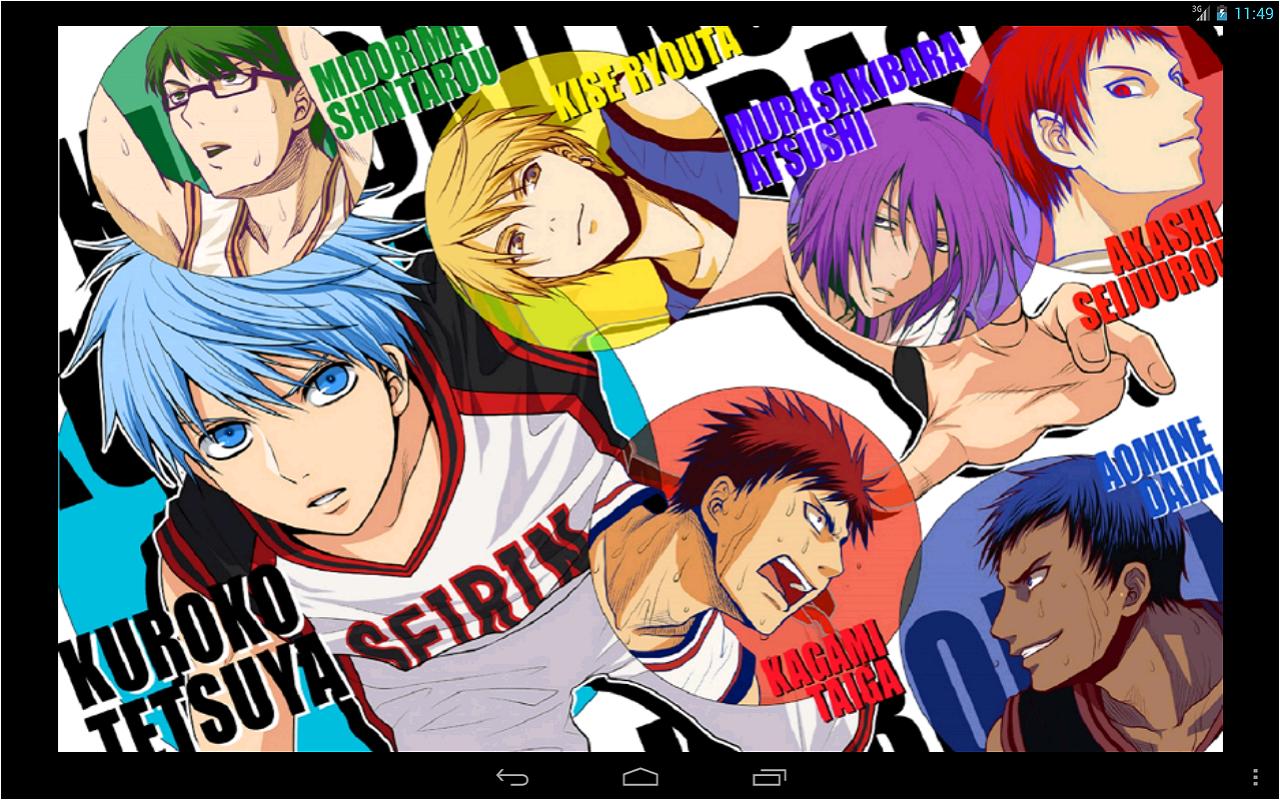 Kurokos Basketball Wallpaper 9   1280 X 800 stmednet 1280x800