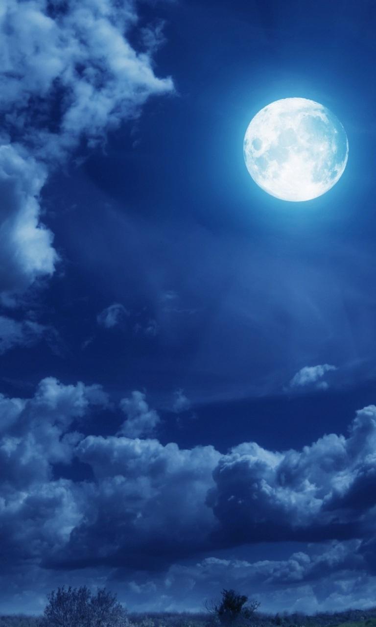 Moon Light 768x1280 windows phone wallpaper download 768x1280
