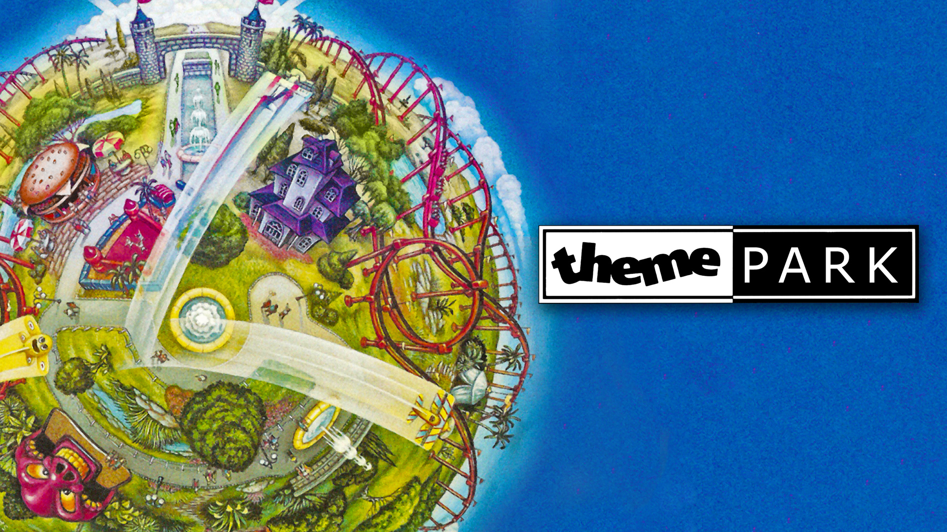 Theme Park HD Wallpaper Background Image 1920x1080 ID669221 1920x1080