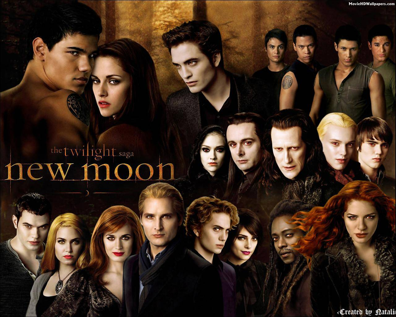The Twilight Saga New Moon Wallpapers and Background Images 1280x1024