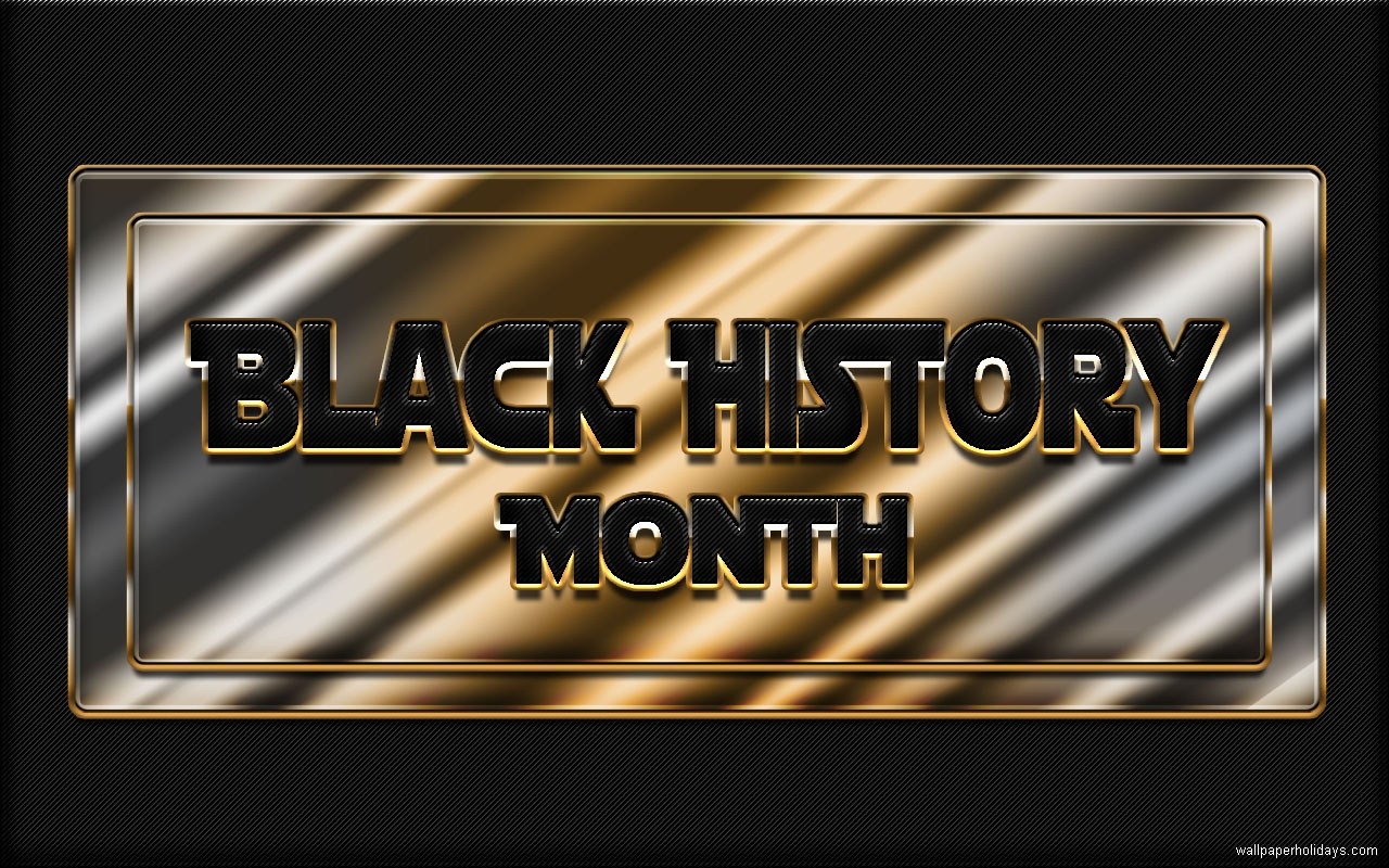 Download Black History Month Wallpaper Full HD Wallpapers 1280x800