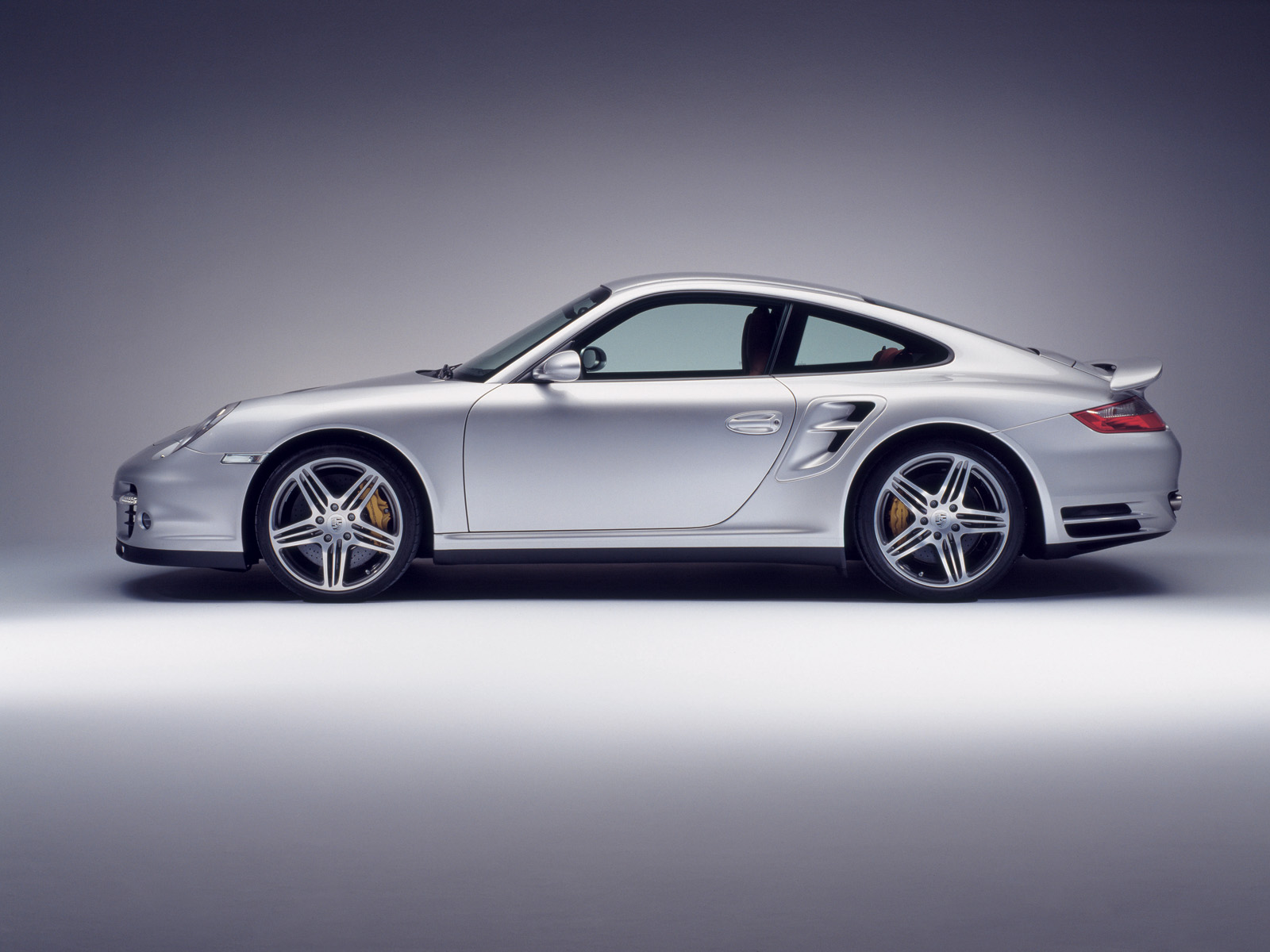 Porsche 997 911 Turbo Cars Wallpapers 1600x1200